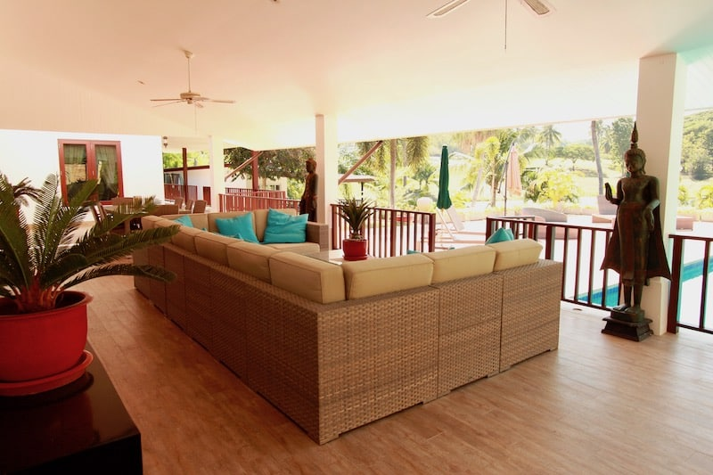 PALM HILLS GOLF VILLA FOR SALE | Hua Hin property for sale | golf course homes for sale in Thailand