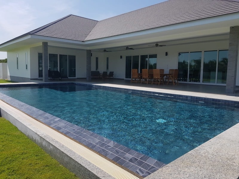 PRANBURI HOUSE FOR SALE HIGH QUALITY HOME | 3 BED