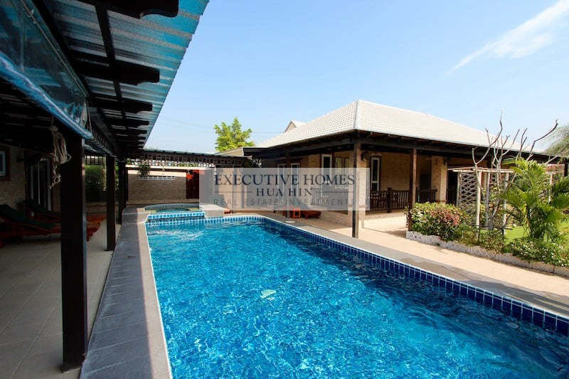 7 bedroom house for rent in west hua hin near downtown for 7 bedroom house for sale