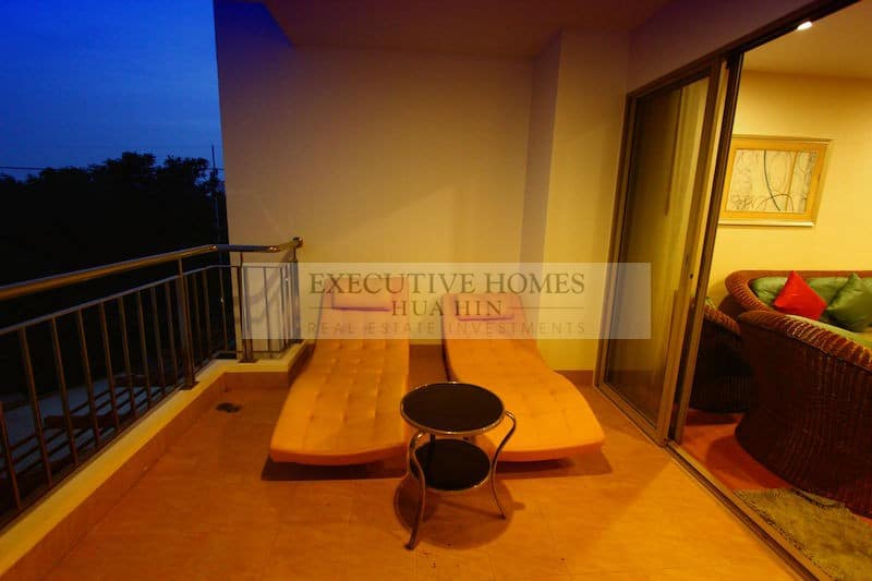 Boathouse condo for sale in hua hin thailand hua hin for Outdoor furniture hua hin
